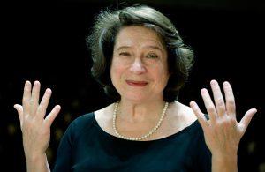 20091007 Elisabeth LEONSKAJA classic pianist Dortmund Copyright by Jo Schwartz JOSCHWARTZ.COM