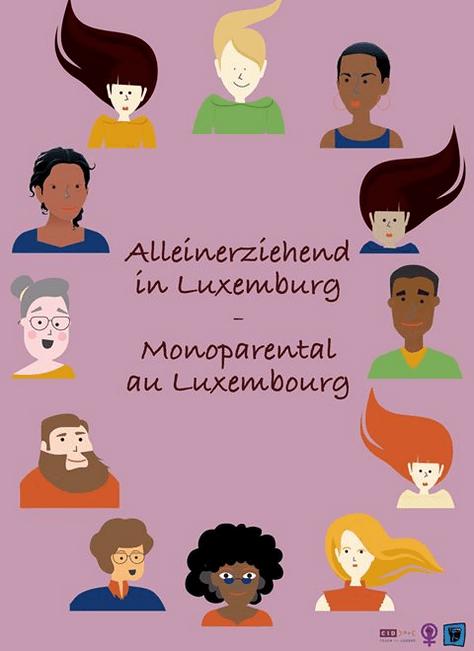 Monoparental au Luxembourg