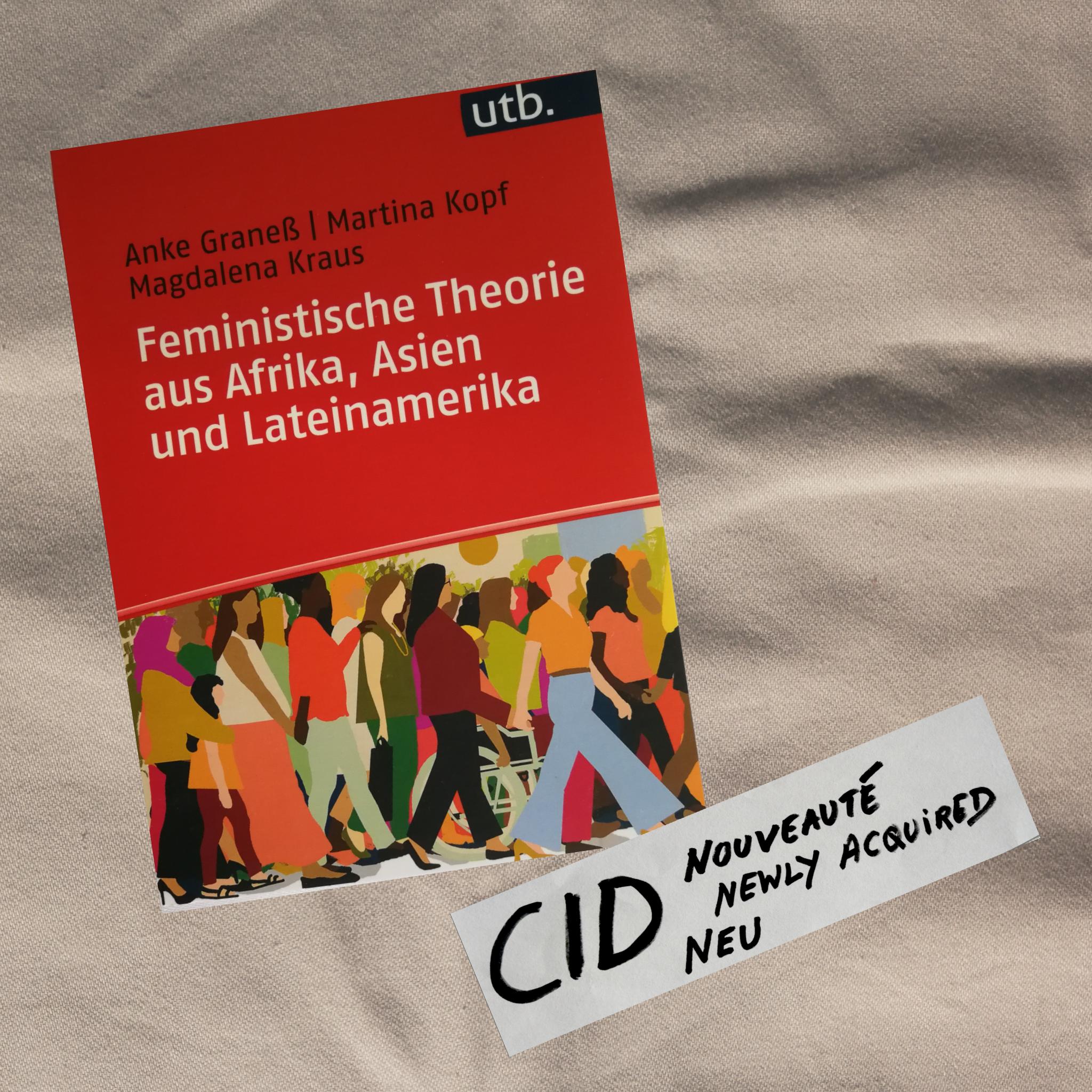 Buchtipp Feministische Theorie aus Afrika, Asien und Lateinamerika