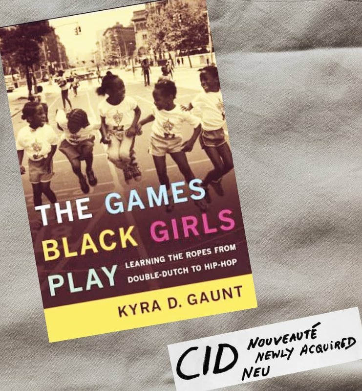 Book The Games Girls Play – Kyra D. Gaunt