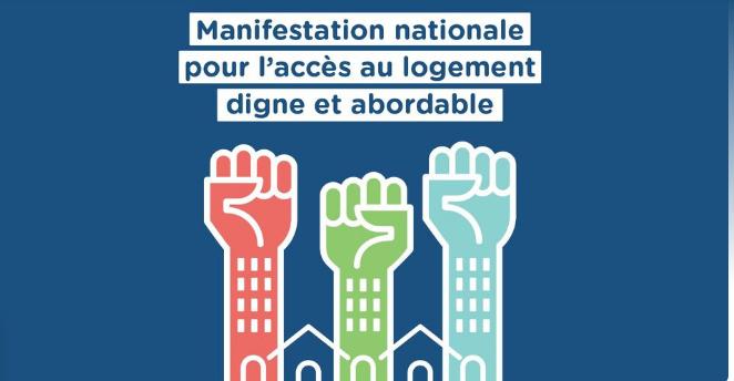 27mars: Manifestation pour l'accès au logement II