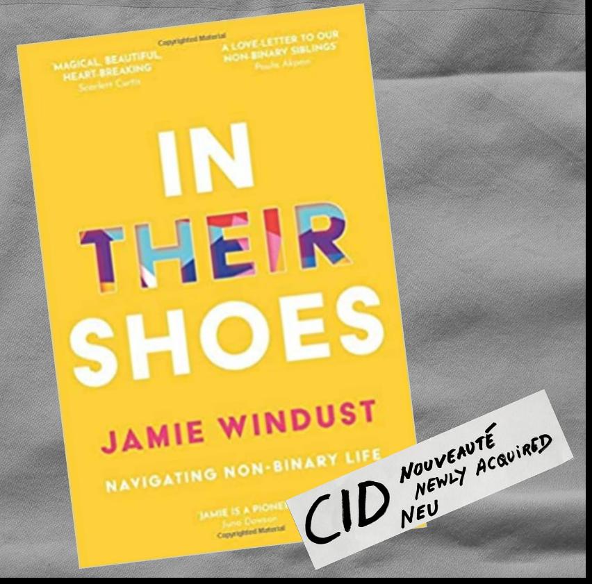 Jamie Windust – In Their Shoes