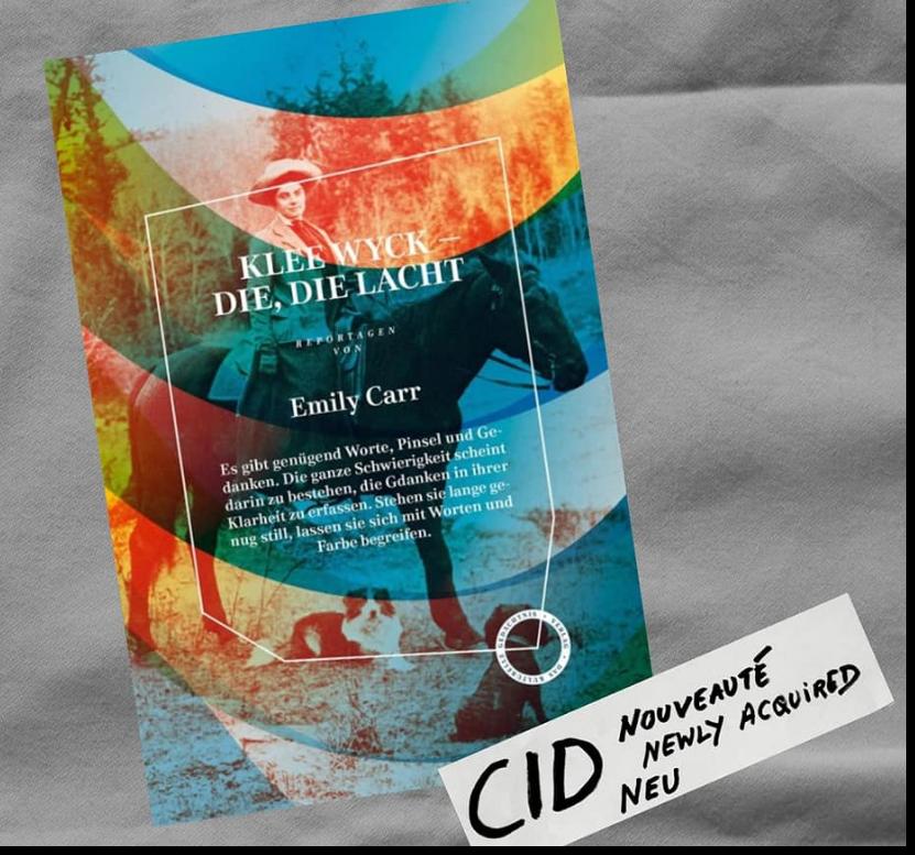 Emily Carr – Klee Wyck
