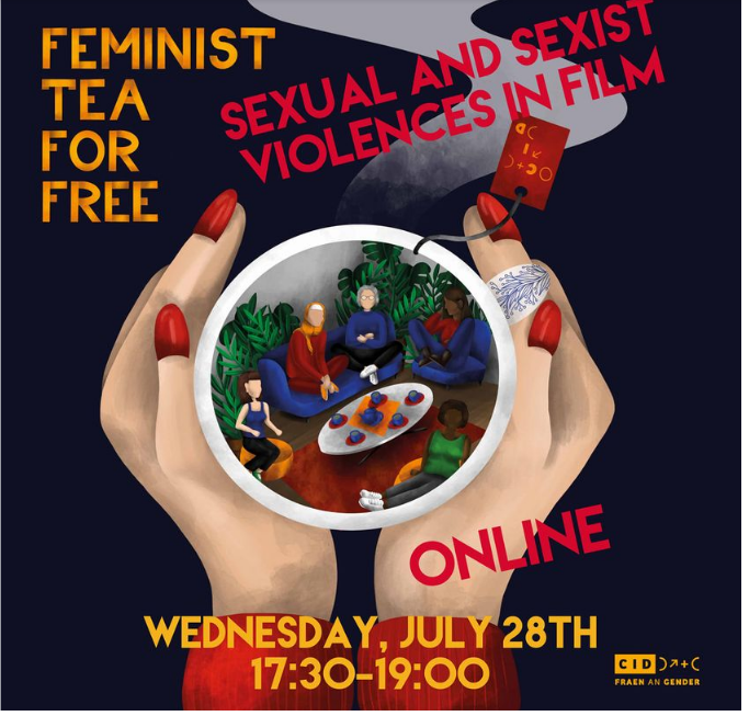 Tea for Free – Sexual and sexist violences in film
