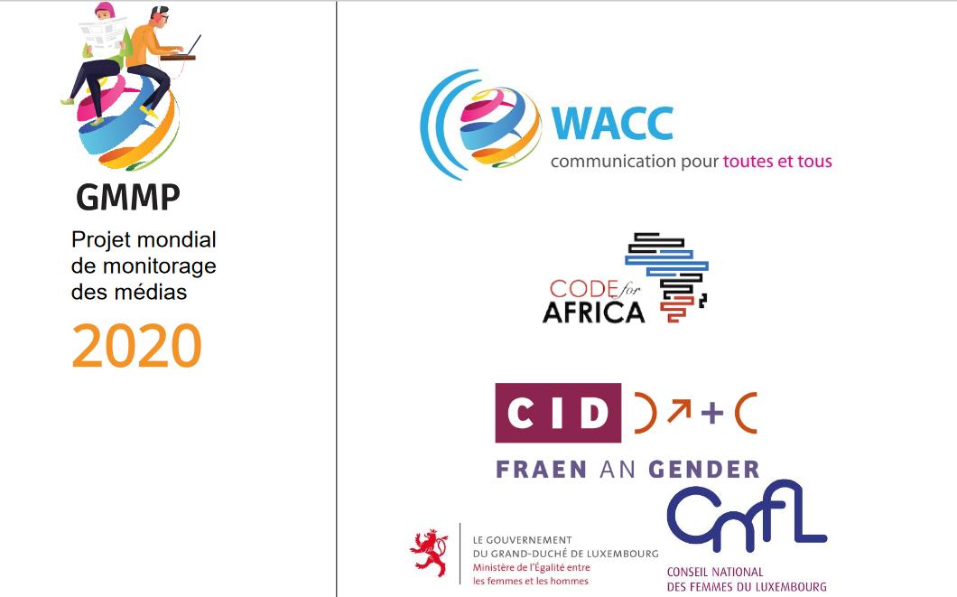 Les résultats du Global Media Monitoring Project 2020
