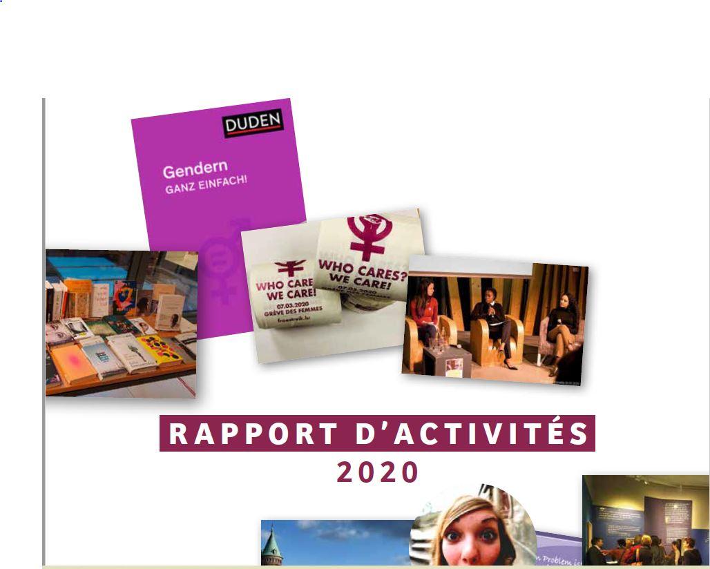 Traduction française du rapport annuel